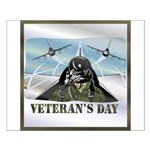 Veterans Day Small Poster