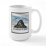 Veterans Day Large Mug