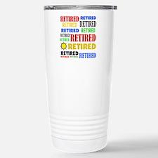 SENIOR CITIZEN Travel Mug