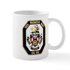 USS Mobile Bay CG-53 Navy Ship Mug