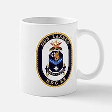 USS Lassen DDG-82 Navy Ship Mug