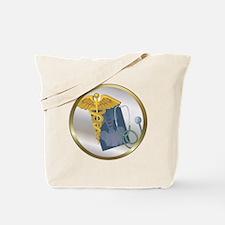 Caduceous Tote Bag