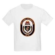 USS Lake Champlain CG-57 Navy Ship T-Shirt