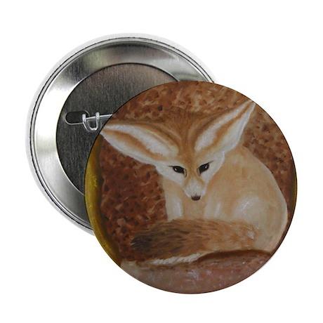 Fennic Fox - Button