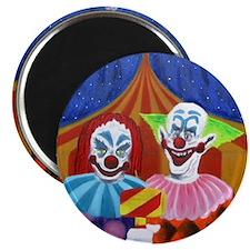 Killer Clowns Magnet