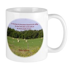 Honor Thy Farmer Mug