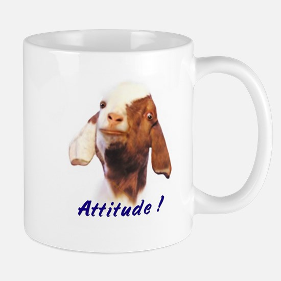 Goat-Boer with Attitude Mug