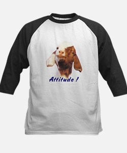 Goat-Boer with Attitude Tee