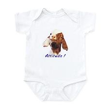 Goat-Boer with Attitude Infant Bodysuit