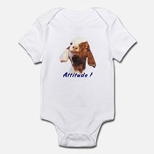 Goat-Boer with Attitude Infant Bodysuit