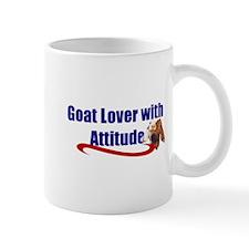 Goat Lover with Attitude Mug
