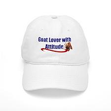 Goat Lover with Attitude Baseball Cap