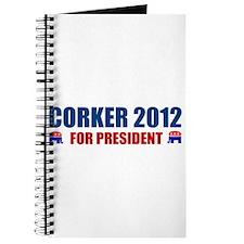 Cute Bob corker Journal