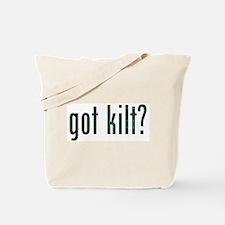 got kilt? Tote Bag