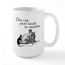One Cat Mug