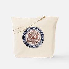 Wall St. D.C. Tote Bag