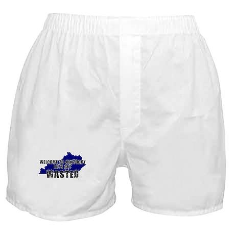 KENTUCKY SHIRT WELCOME TO KEN Boxer Shorts