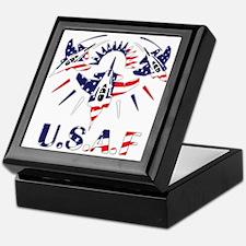 USAF Keepsake Box