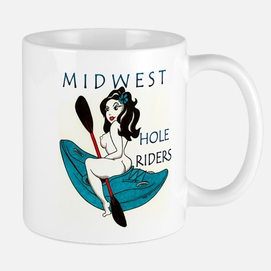 Unique Whitewater Mug