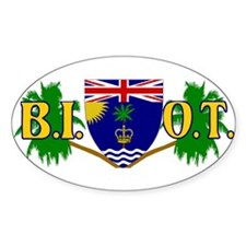 BIOT Shield Decal