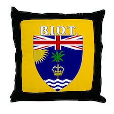 BIOT Shield Throw Pillow