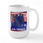 US Veteran Large Mug