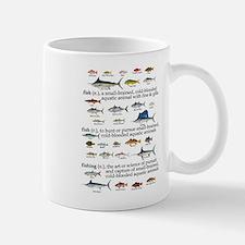Fishin Definition Mug