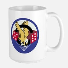 506th PIR First Sergeant Large Mug