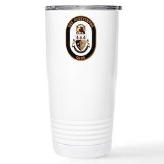 USS Gettysburg CG-64 Navy Ship Travel Mug