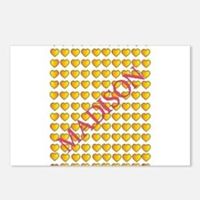 MADISON HEART Postcards (Package of 8)