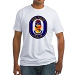 USS Ford FFG-54 Navy Ship Fitted T-Shirt