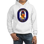 USS Ford FFG-54 Navy Ship Hooded Sweatshirt