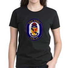 USS Ford FFG-54 Navy Ship Tee