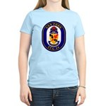 USS Ford FFG-54 Navy Ship Women's Light T-Shirt