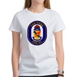 USS Ford FFG-54 Navy Ship Women's T-Shirt