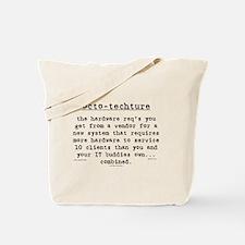 Unique The dba Tote Bag