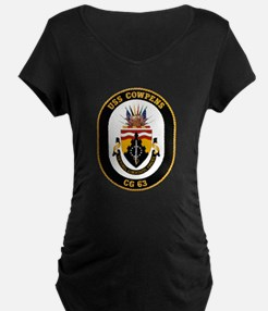 USS Cowpens CG-63 Navy Ship T-Shirt