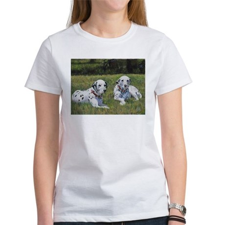 Dalmations Women's T-Shirt