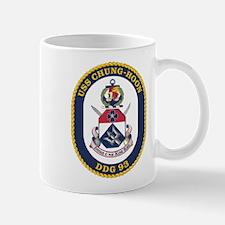 USS Chung-Hoon DDG-93 Navy Ship Mug