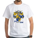 Mesquita Coat of Arms White T-Shirt