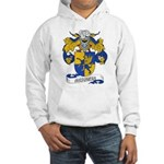 Mesquita Coat of Arms Hooded Sweatshirt