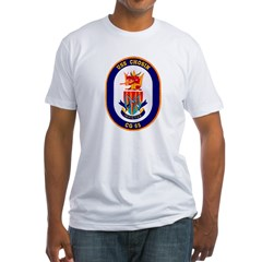 USS Chosin CG 65 Navy Ship Shirt