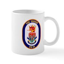 USS Chosin CG 65 Navy Ship Mug