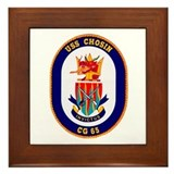 Uss chosin Framed Tiles