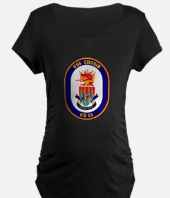 USS Chosin CG 65 Navy Ship T-Shirt