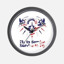 Fly to survive Wall Clock