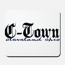 C-Town Cleveland Mousepad