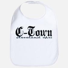 C-Town Cleveland Bib