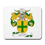 Meyra Coat of Arms Mousepad