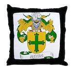 Meyra Coat of Arms Throw Pillow